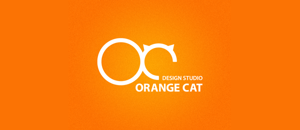 50 cool orange logo designs hative for Design lago