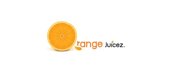orange juicez logo idea 24