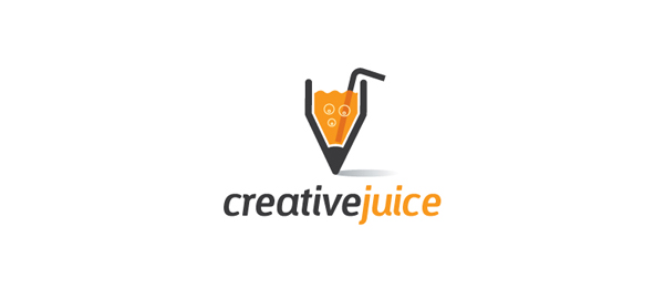 orange logo creative juice 26
