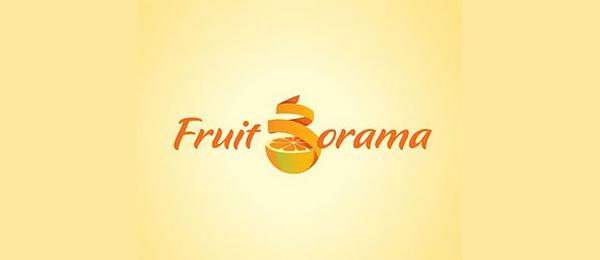 orange logo fruit orama 36