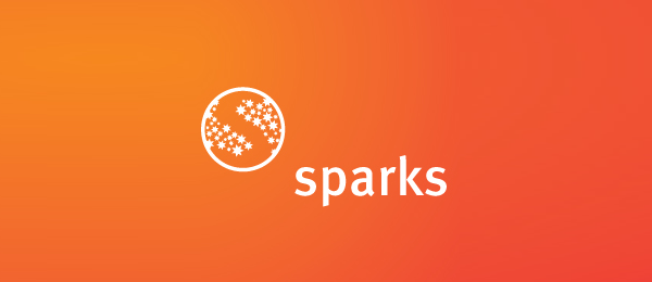 orange logo sparks 50