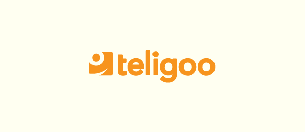 orange logo teligoo 7