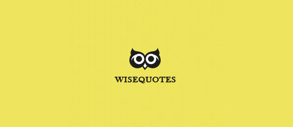 black owl logo wise quotes 44