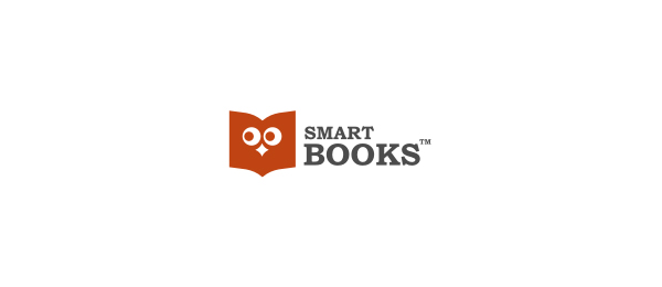 brown owl logo smart books 45