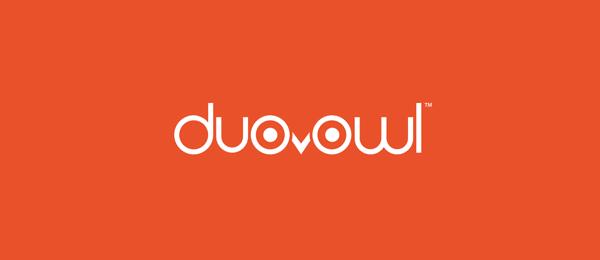 duo owl logo design 24
