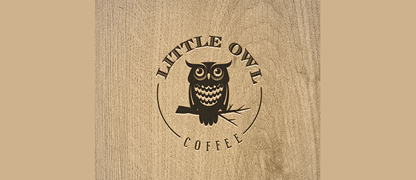little owl coffee logo 1