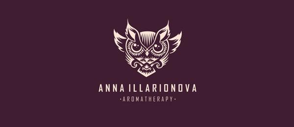 owl logo anna ilarionova 17