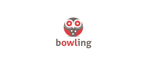 owl logo bowling 32