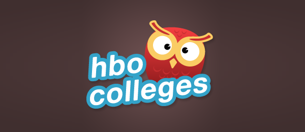 owl logo hbo colleges 50