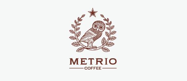 owl logo metrio coffee 12