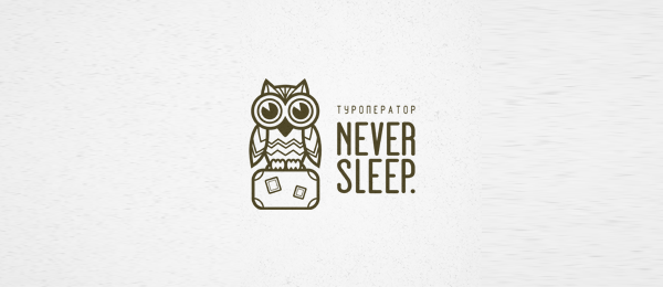 owl logo never sleep 5