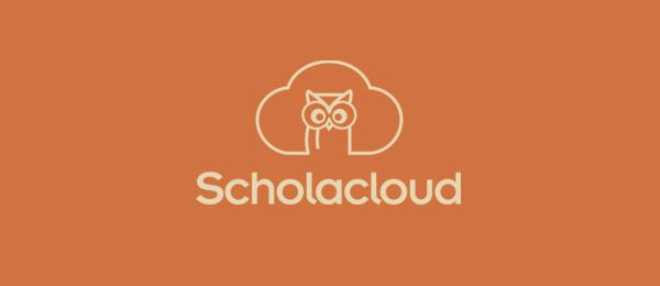 owl logo scholacloud 42