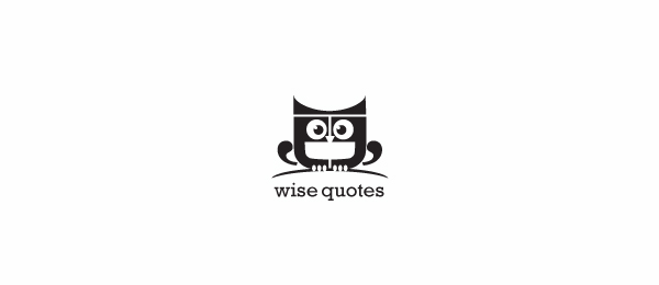 owl logo wise quotes 43