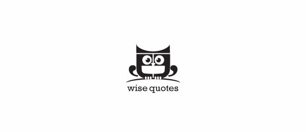 owl logo wise quotes 43