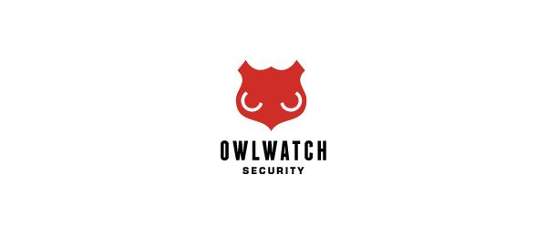 owl watch security logo 37