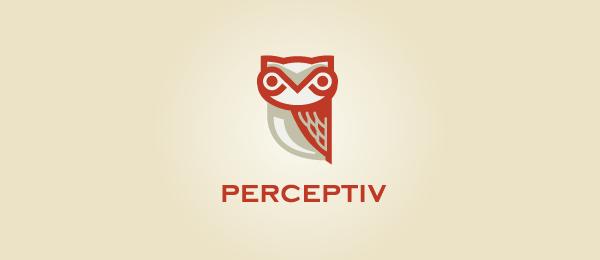 perceptiv owl logo 6