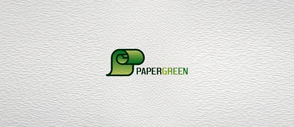 paper green logo 24