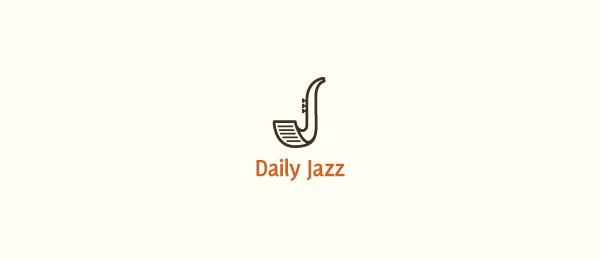 paper logo daily jazz 40