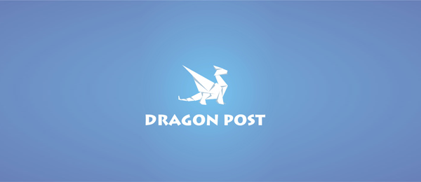 paper logo dragon post 23