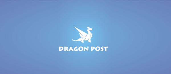 paper logo dragon post 23