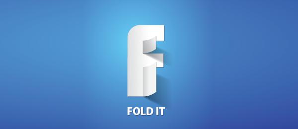 paper logo fold it 8