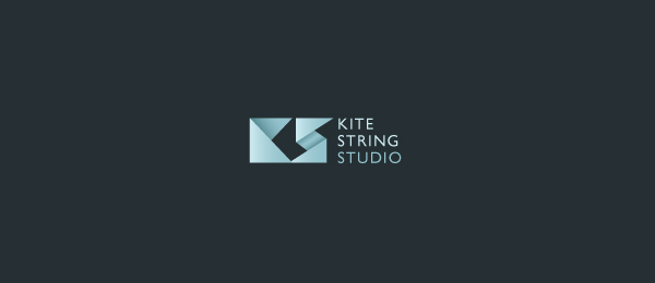 paper logo kite string studio 53