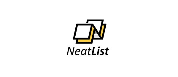 paper logo neat list 39