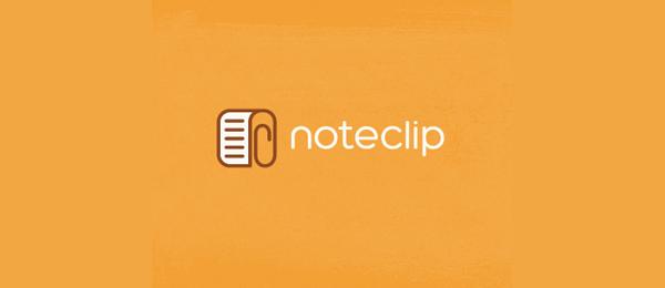 paper logo note clip 27