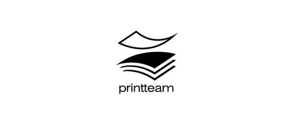paper logo print team 41