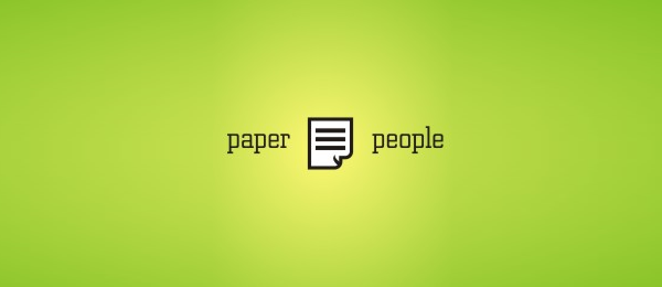 paper people logo 25