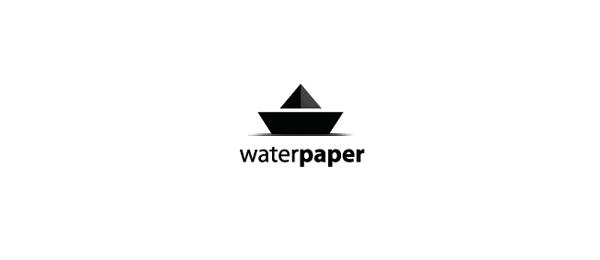 water paper logo idea 19