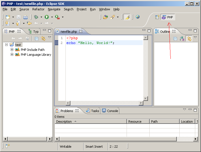 Coding with multiple languages and tech in eclipse ide codemix.