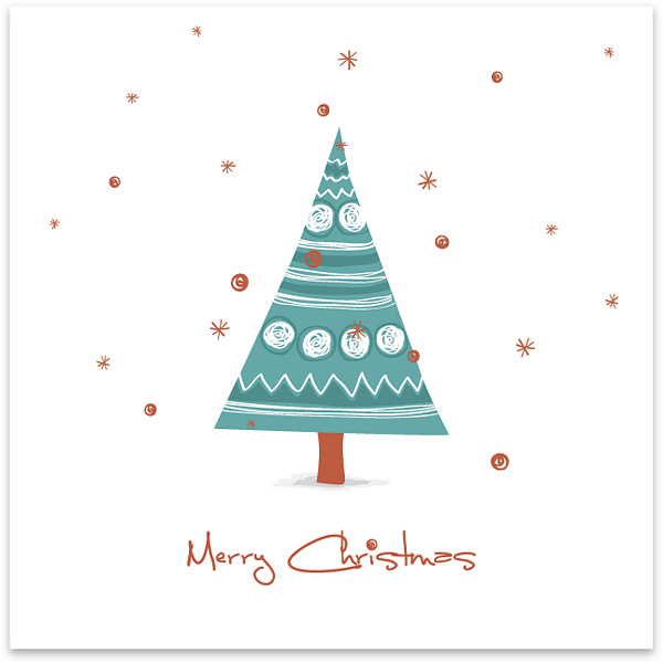 picture regarding Printable Photo Christmas Card named 40+ Totally free Printable Xmas Playing cards - Hative