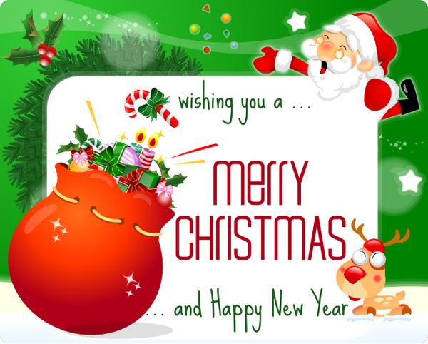 40 free printable christmas cards hative merry christmas printable card 44 m4hsunfo
