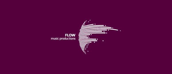 flow purple logo design 26