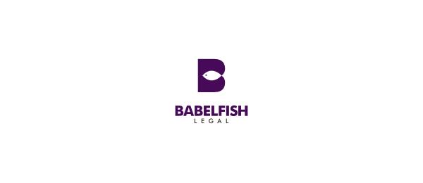 purple logo b fish 16