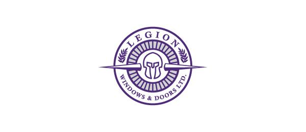 purple logo helmet legion 3