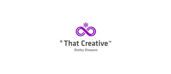 purple logo infinite snow 32