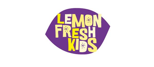 purple logo lemon fresh kids 12