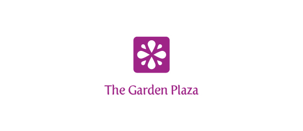 purple logo square flower 47
