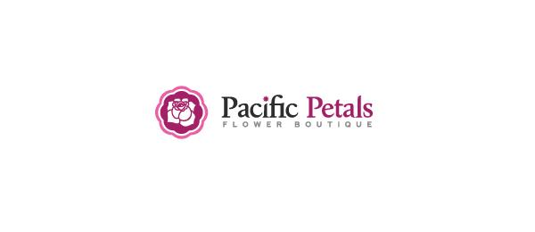 purple petals logo idea 31