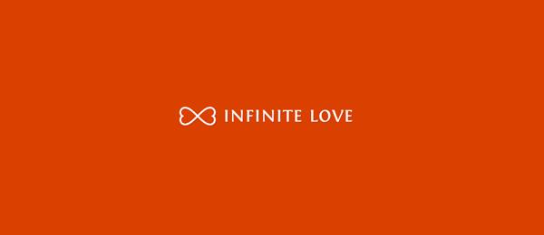 infinite love red logo 41