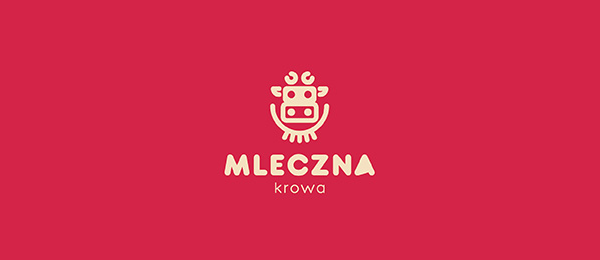 red cow logo idea 32