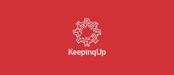 red logo cyber link gear 1
