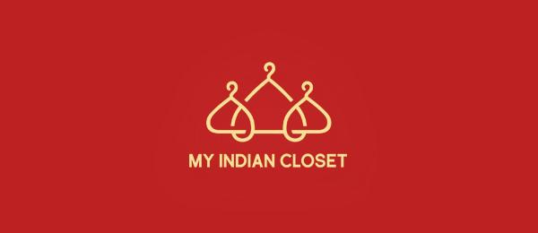 red logo indian closet 26