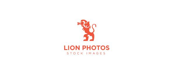 red logo lion photos 39