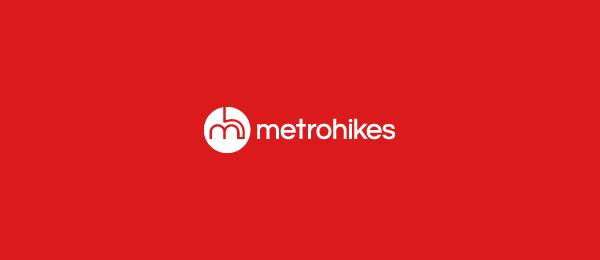 red logo metro hikes 5