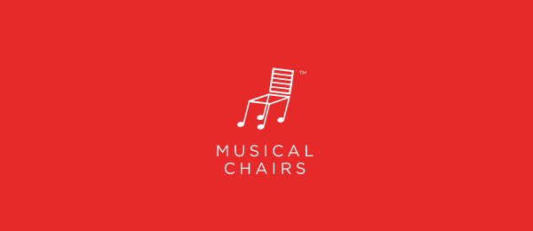 red logo musical chairs 17