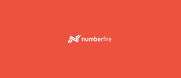 red logo number fire 36