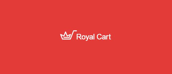 red logo royal cart 38